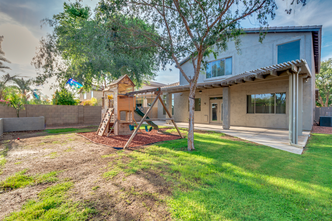 5 Bedroom Homes for Sale in Gilbert AZ located at 1713 E Cotton Court in Val Vista Meadows by The Ryan Whyte Real Estate Team at Infinity and Associates Real Estate