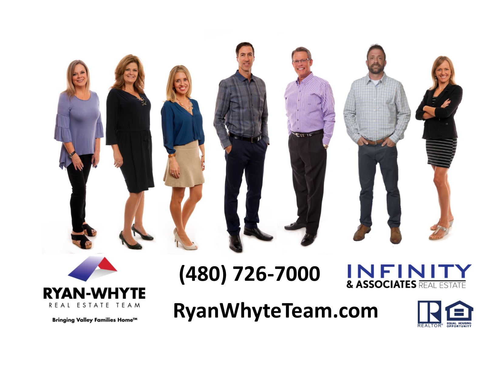 Chandler AZ Real Estate Agents - Top Chandler Realtors - The Ryan Whyte Team at Infinity and Associates
