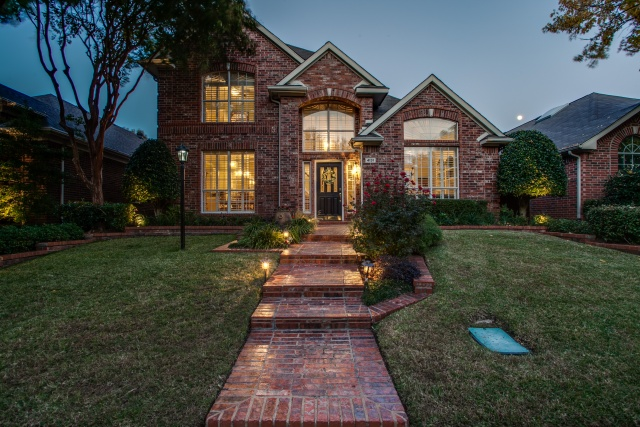 North Dallas Home For Sale Near Toyota Headquarters in Plano, TX