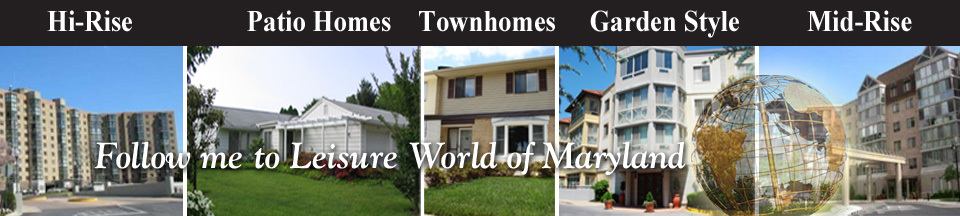 Leisure World home styles