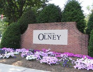Olney Maryland sign Barbara Michaluk Realtor