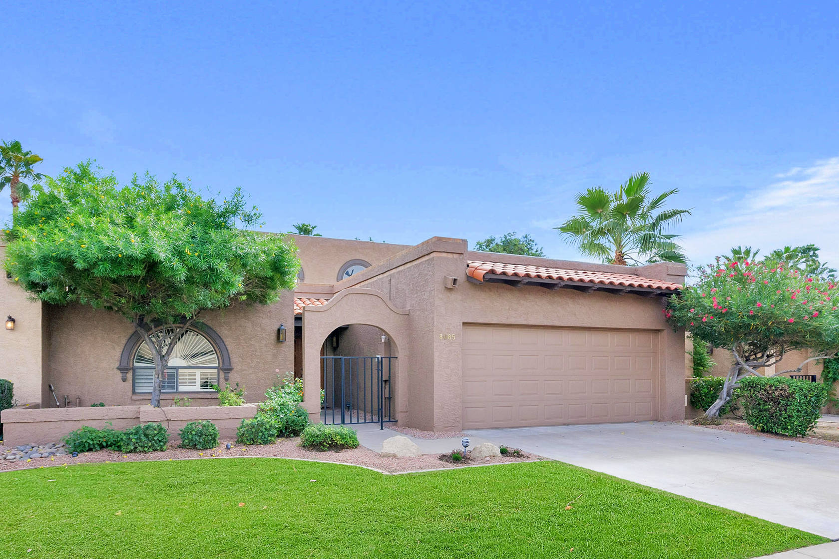 Scottsdale Patio Home For Sale In Mccormick Ranch