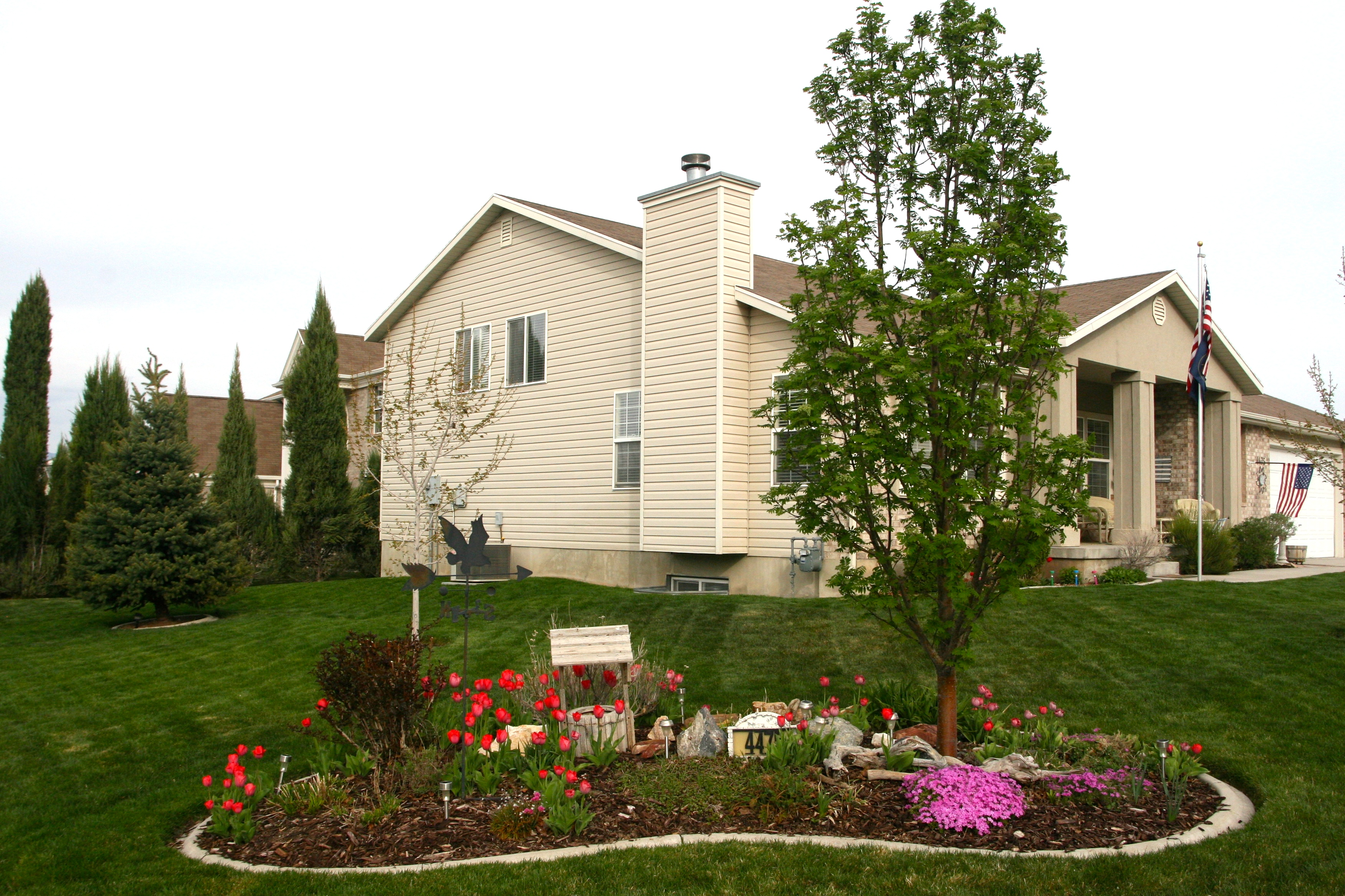 west jordan home for sale with rv parking and 3 car garage