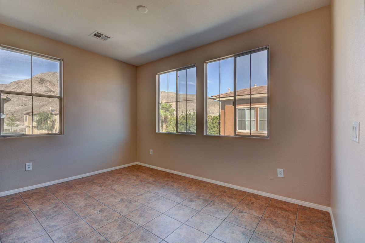 interior low priced condo real estate photo