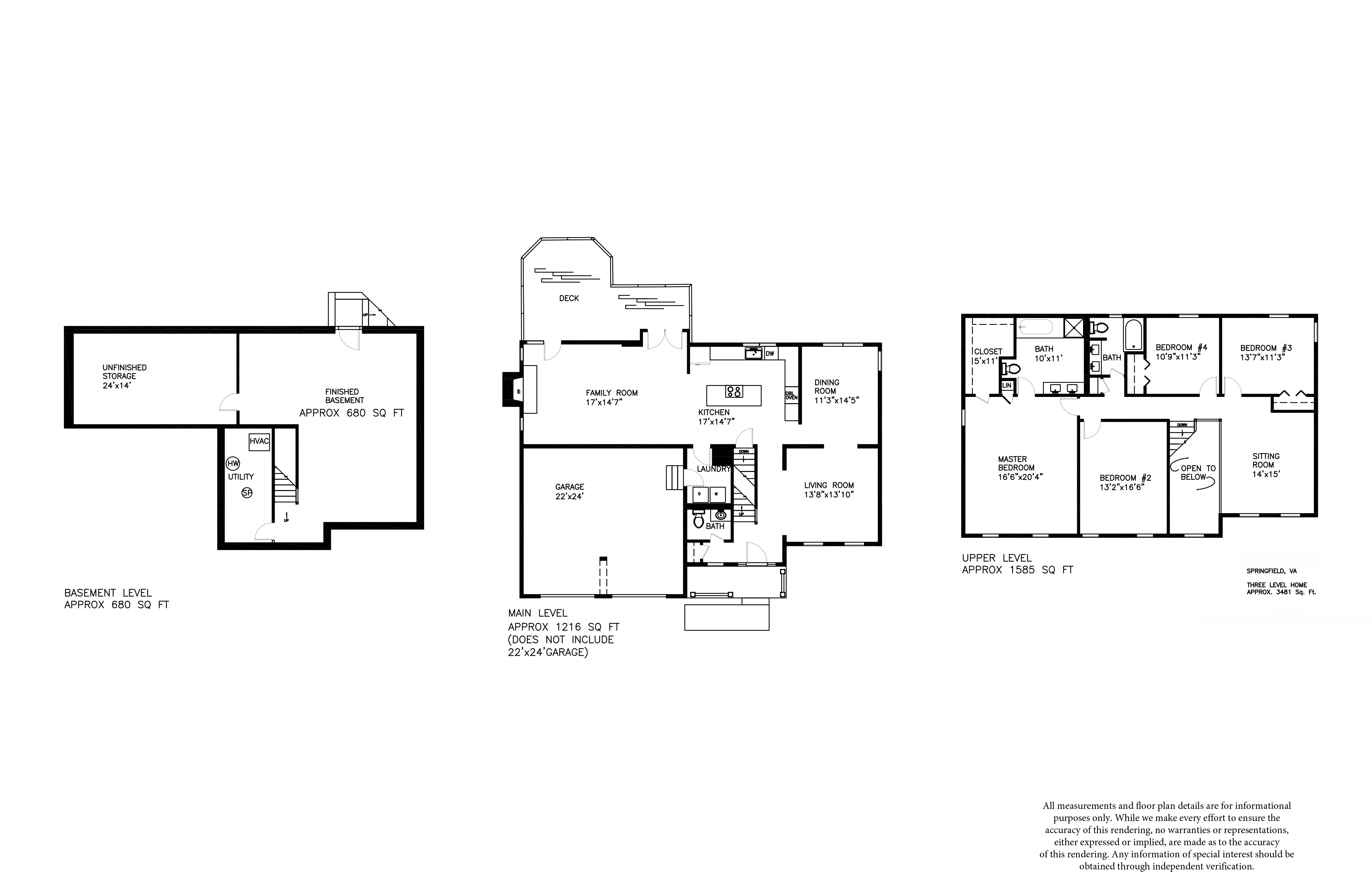 Why You Need A Floor Plan With Your Home Listing