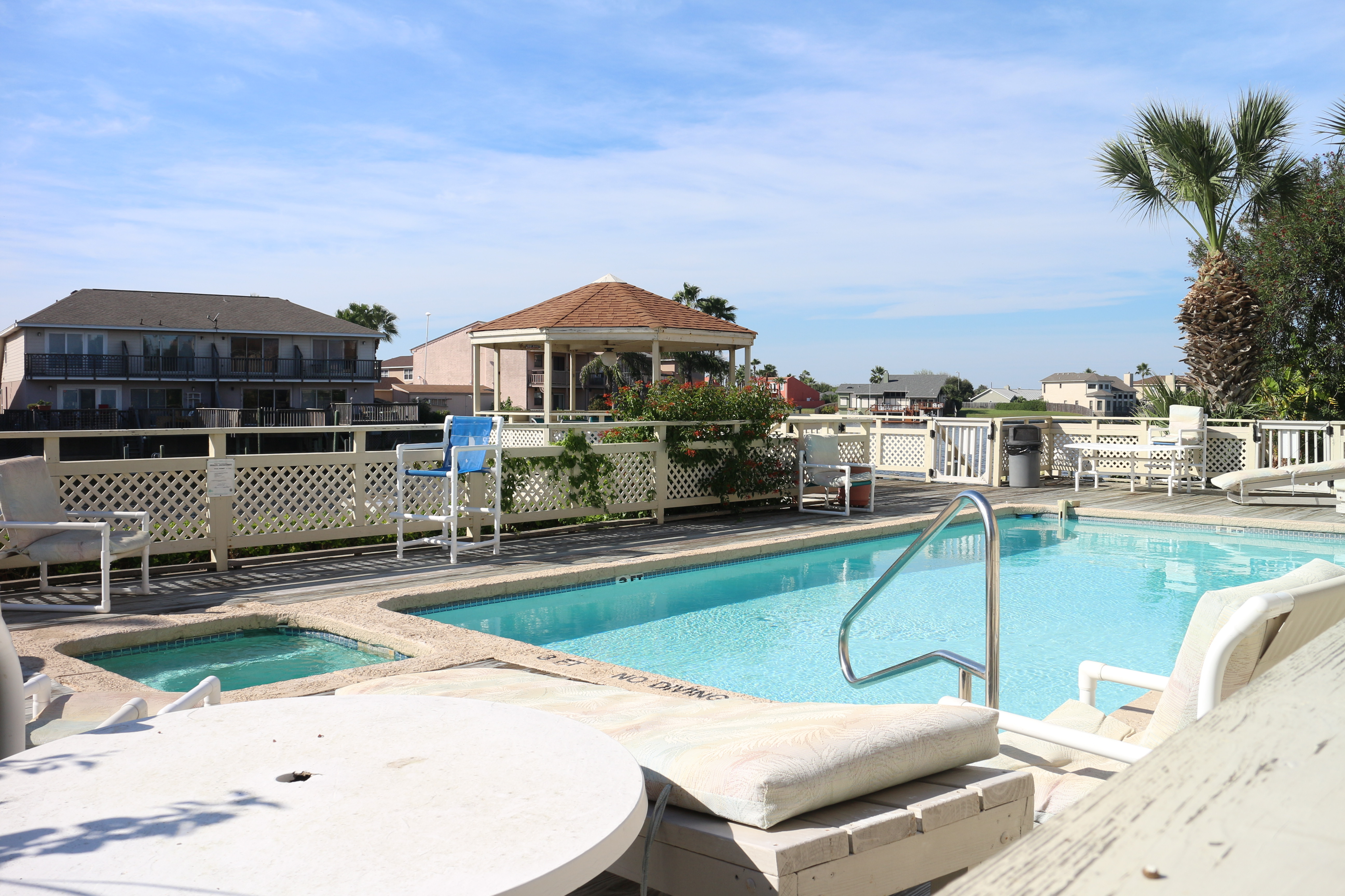 How Many Canal Homes On North Padre Island