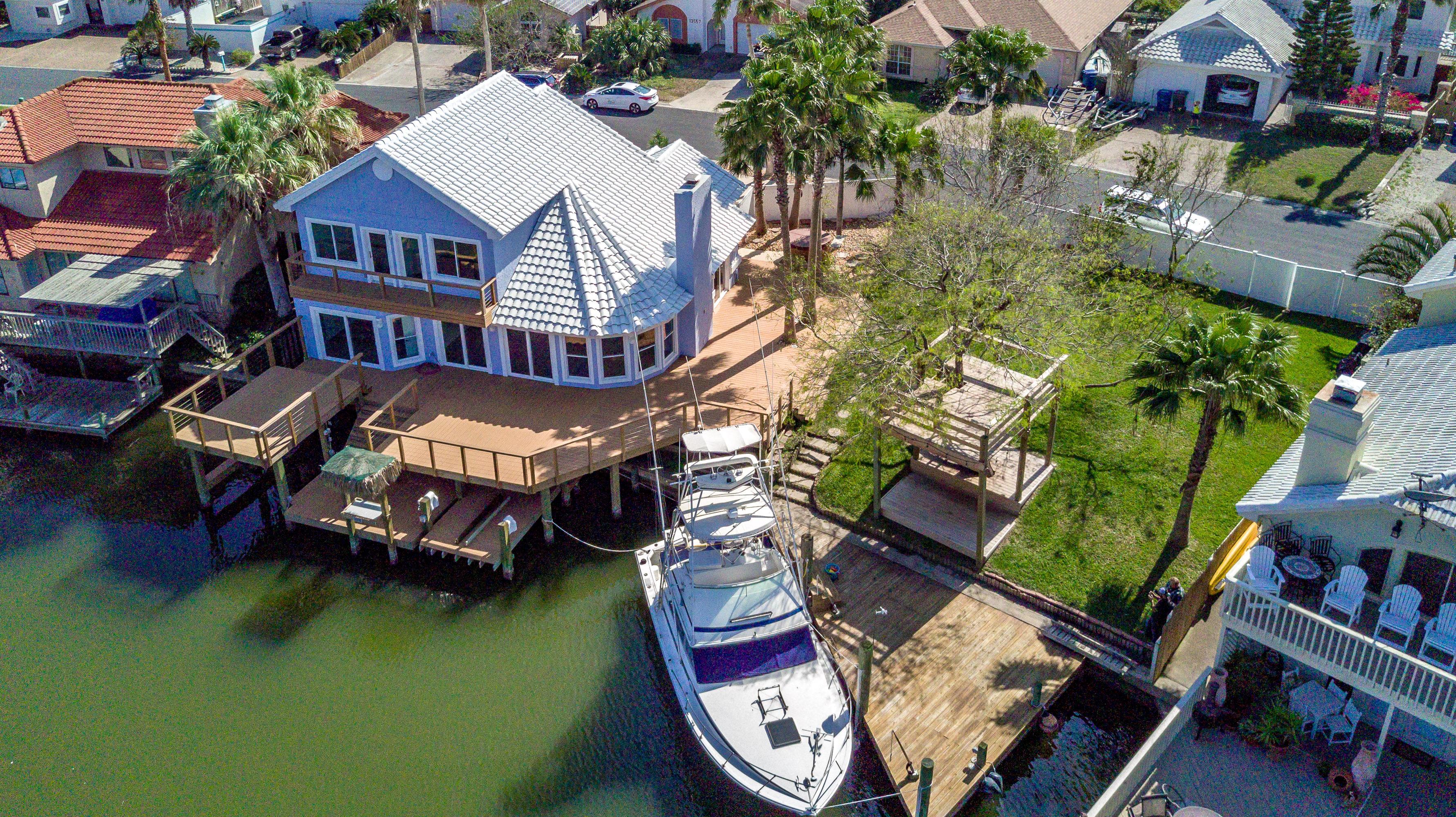 Million dollar homes for sale on n padre island in cor for Million dollar cabins for sale