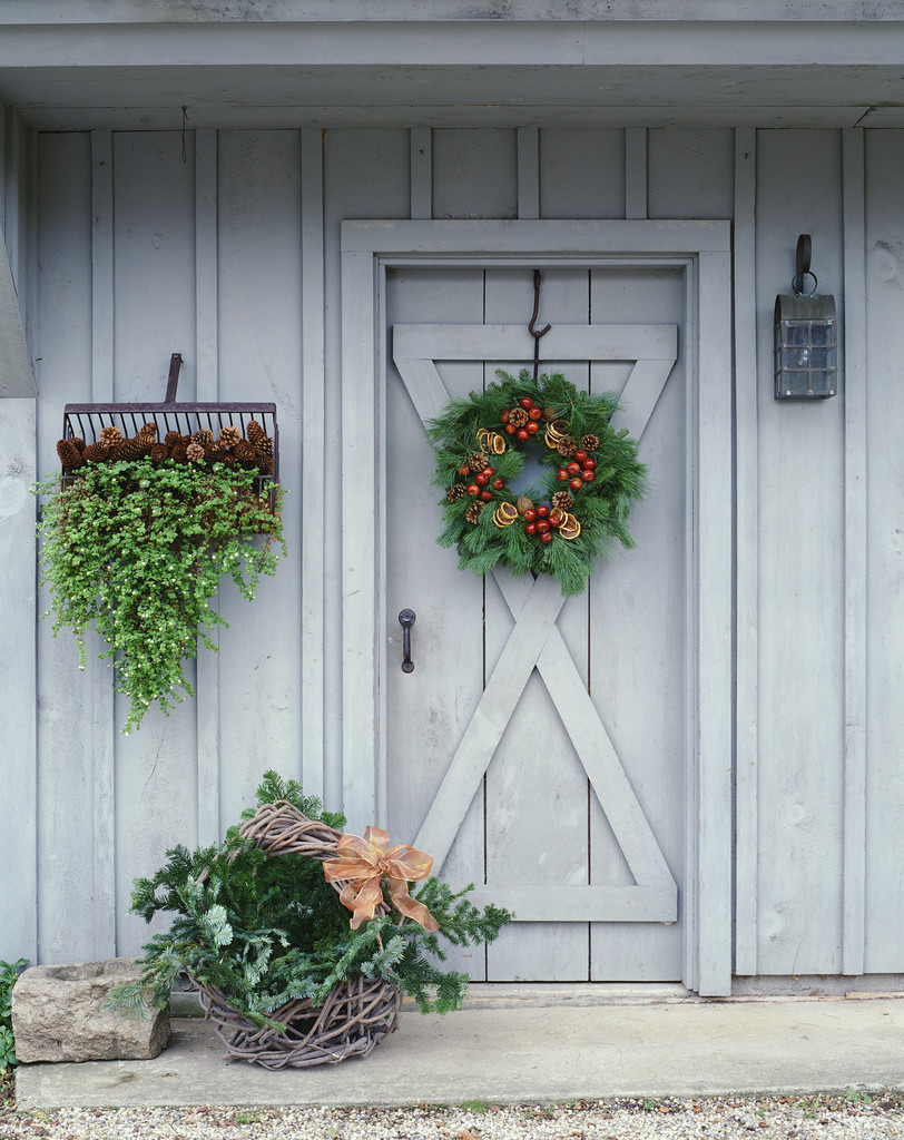 Include Decorating The Barn For The Holidays On Your Horse Property