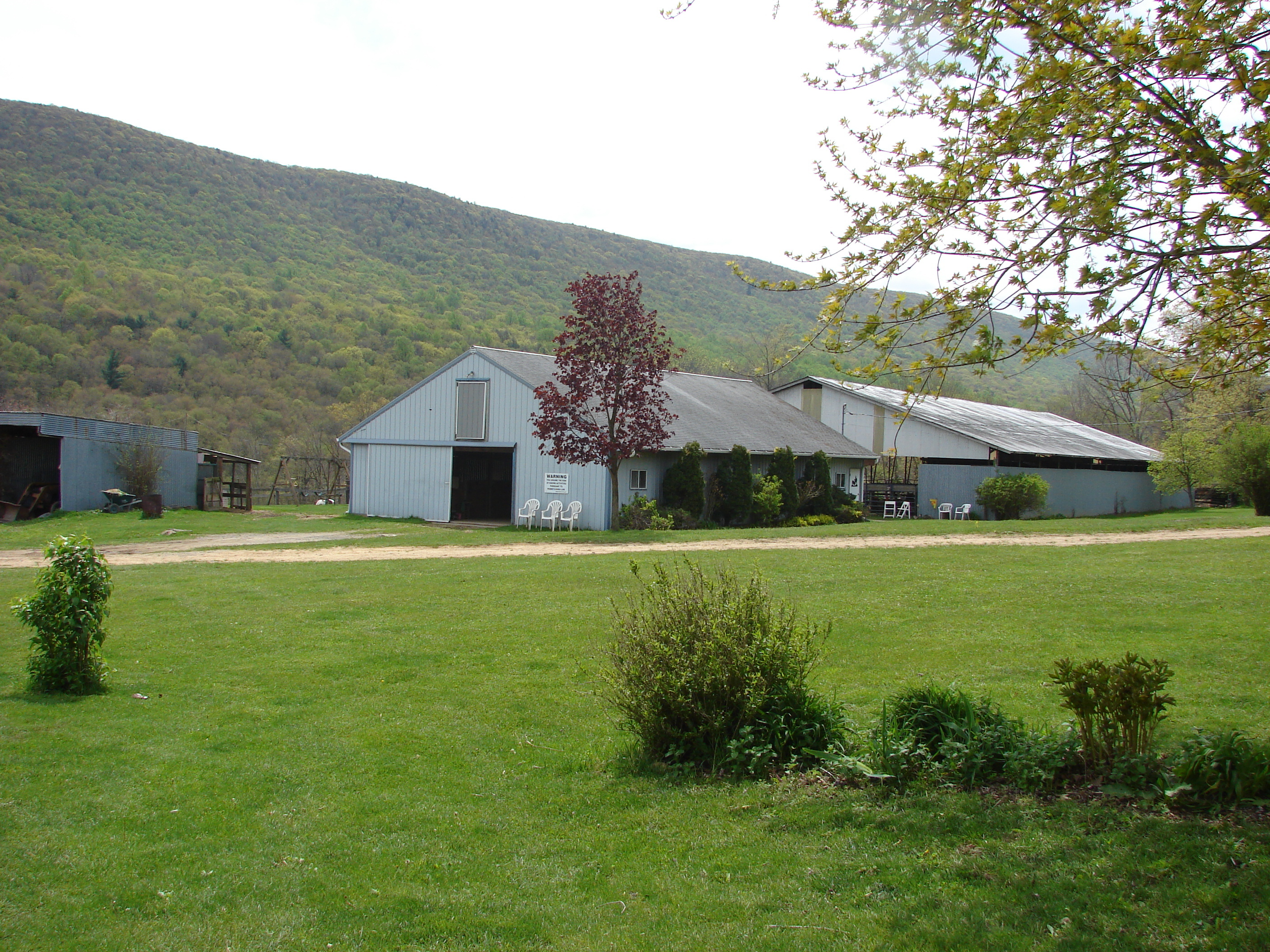 22 Acre Horse Farm For Sale In Kunkletown Pa