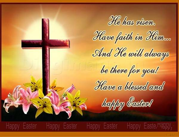 Easter and passover wishes and blessings m4hsunfo