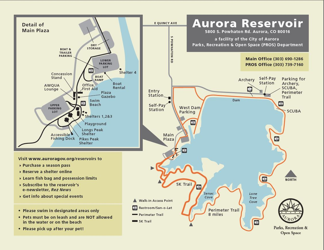 Have some summer fun at the aurora reservoir for Aqua vista swimming pool aurora co