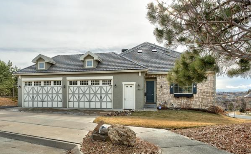home for sale in aurora co