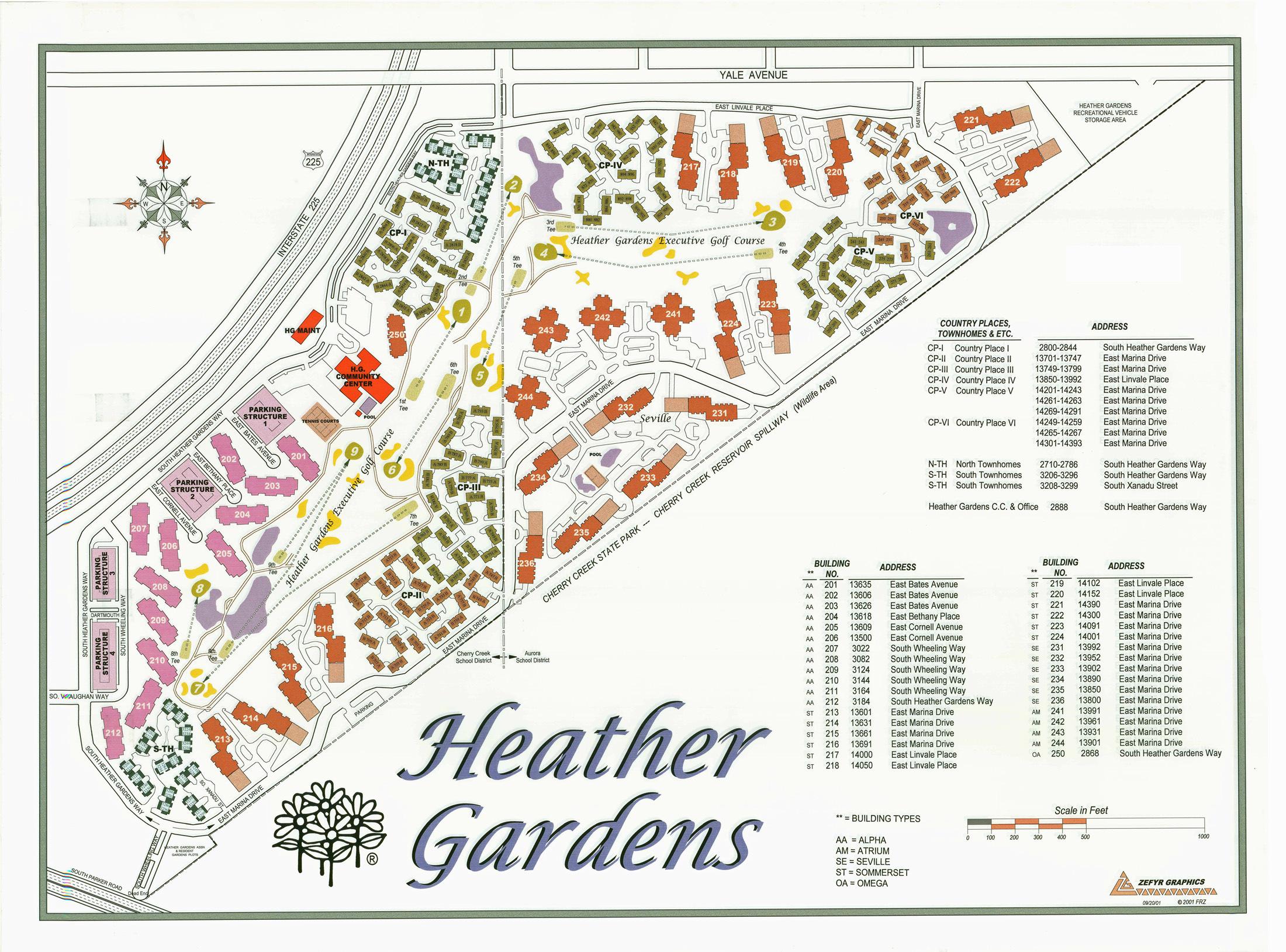 Heather Gardens Aurora Co Gallery
