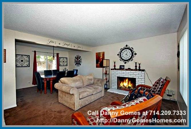 Chino ca real estate for sale 4054 enrico st for Living room and family room next to each other