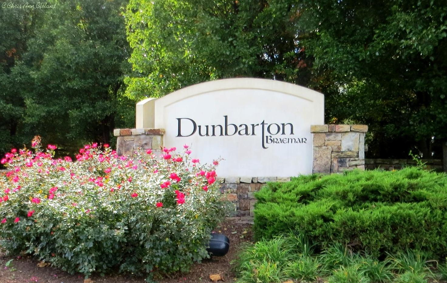 Dunbarton Community Entrance
