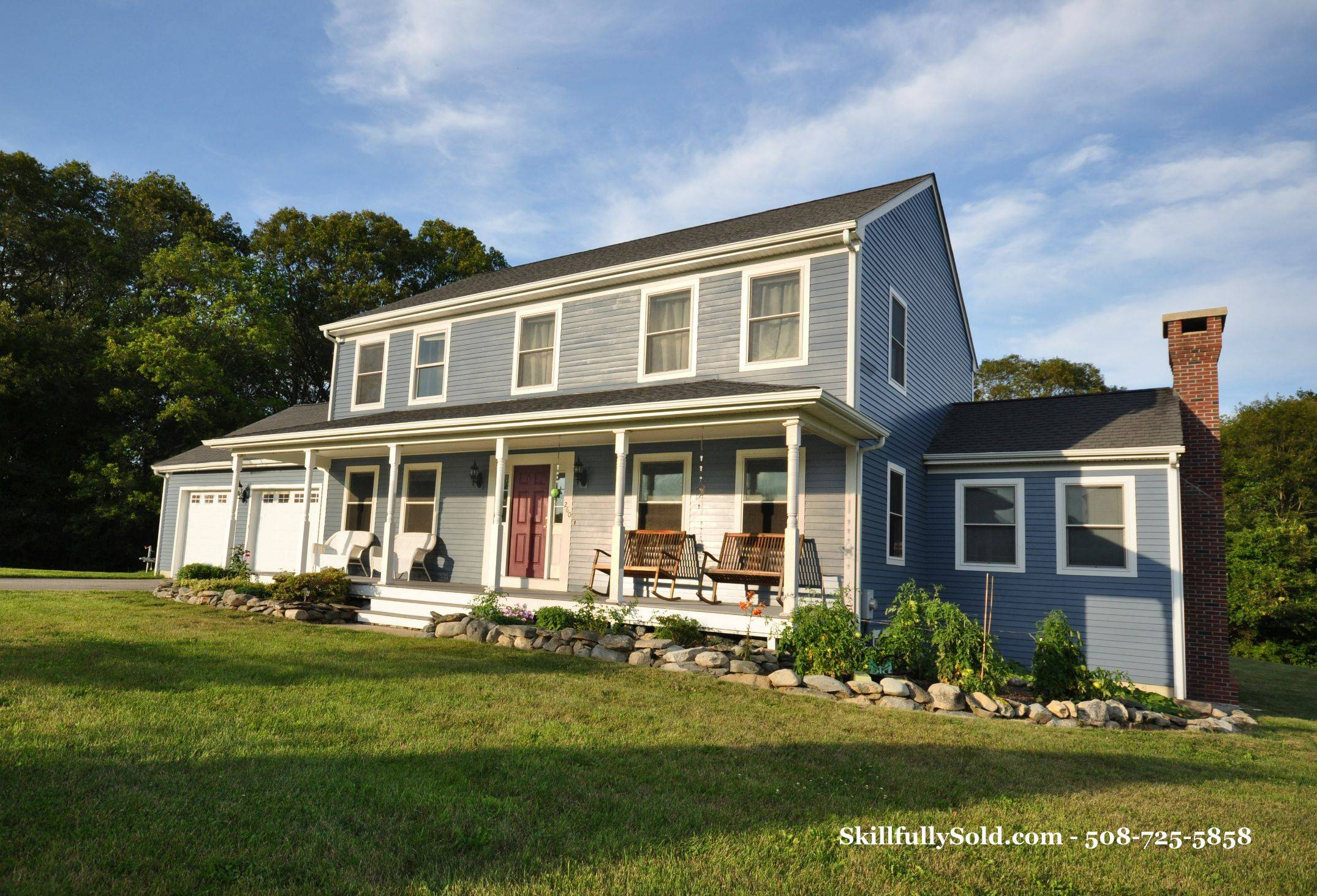 260 Hillcrest Drive Dighton Ma 02715 Home For Sale
