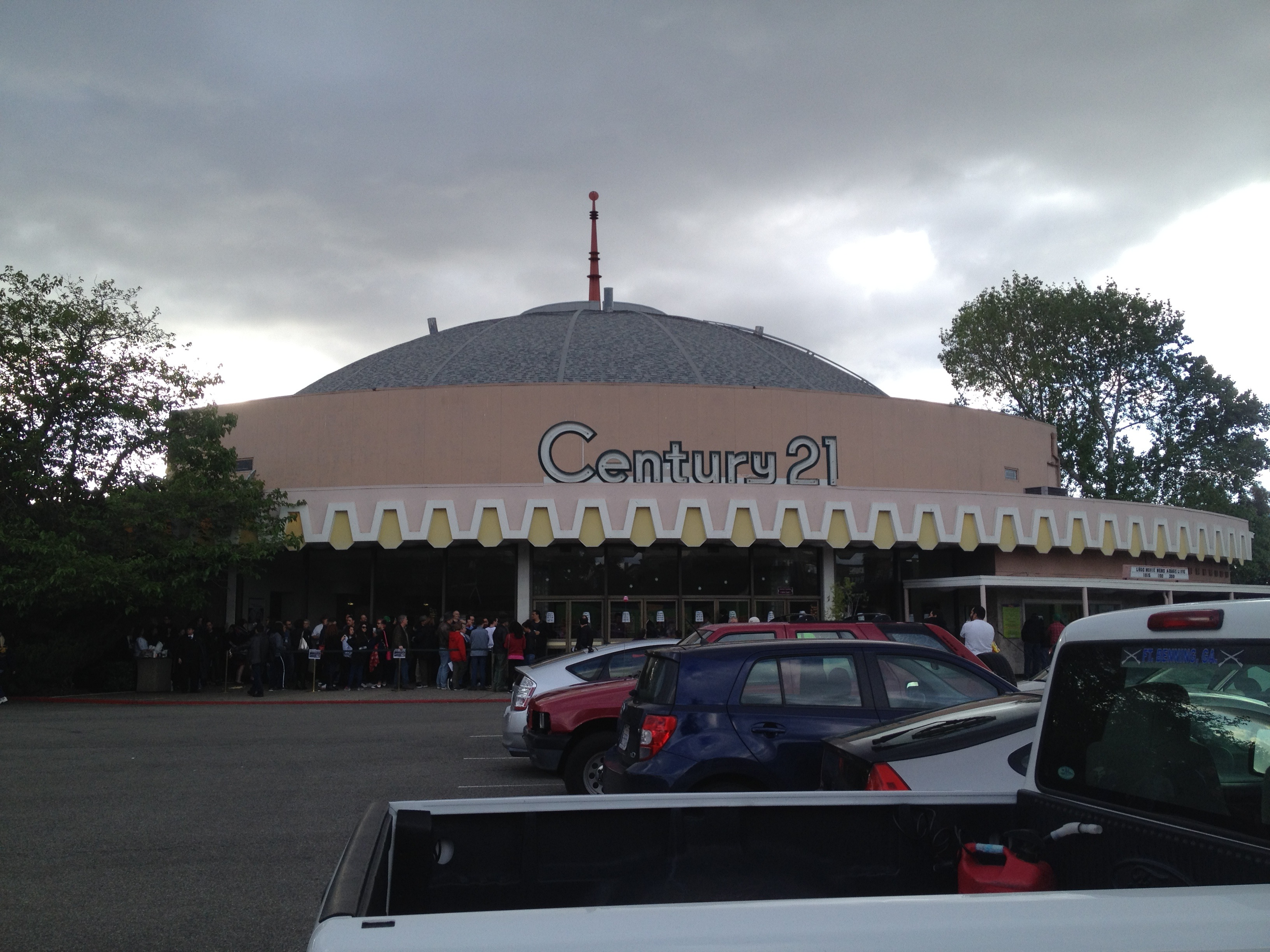 Century Theaters on Winchester Blvd  The end of an era in