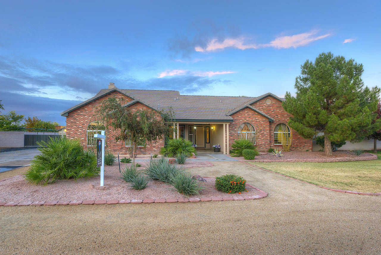 Horse Property For Sale In Chandler Az