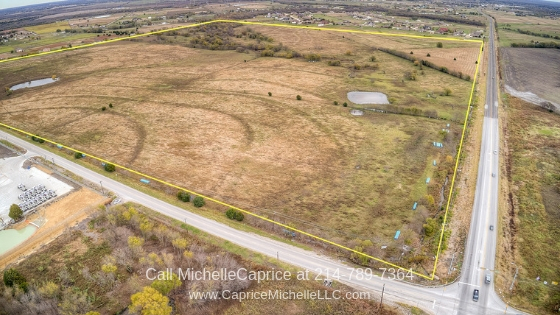 Rockwall TX Land for Sale - Establish your business in this Rockwall TX land for sale.