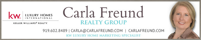 Raleigh Cary Apex Realtor Carla Freund Realty