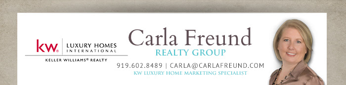 Find Homes for Sale in Raleigh Cary Triangle Area