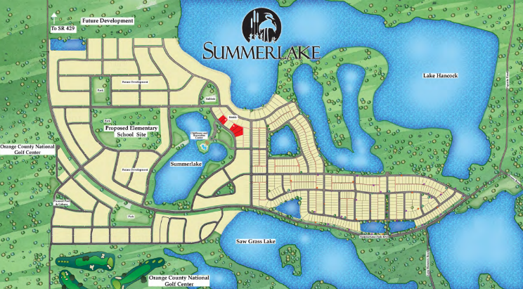 map of florida turnpike