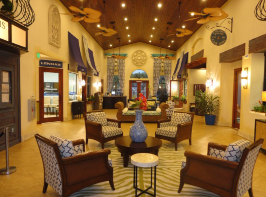 3065 Beach Palm Paradise Palms Club House