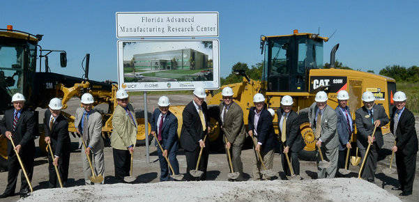 Florida Advanced Manufacturing Research Center near Kissimmee