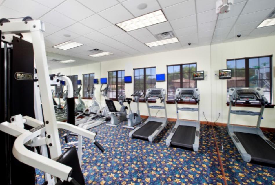 3065 Beach Palm Paradise Palms Exercise Room