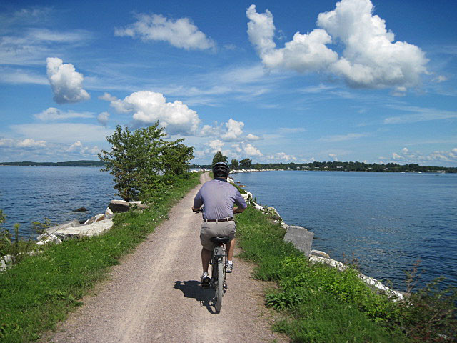 Cycling on Vermonts Lake Champlain Islands A Waterfront Adventure