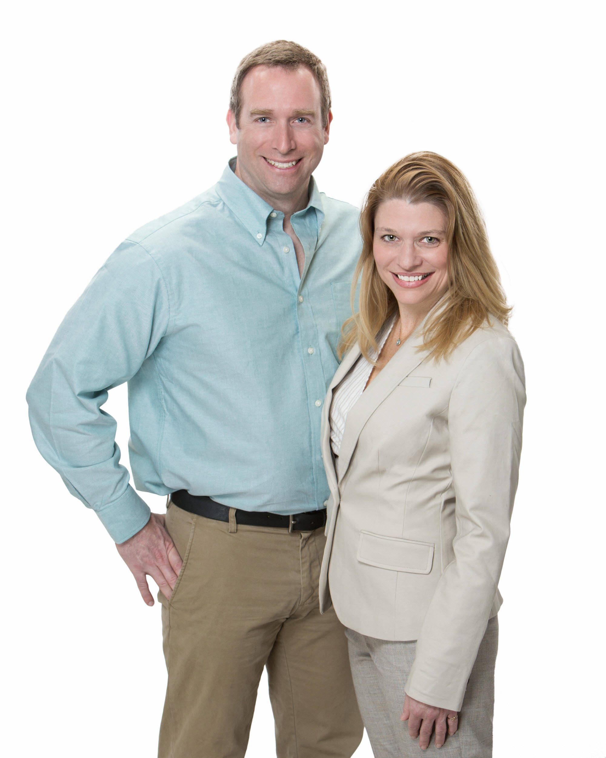 Mark Montross and Amy Gerrity Parent Realtor