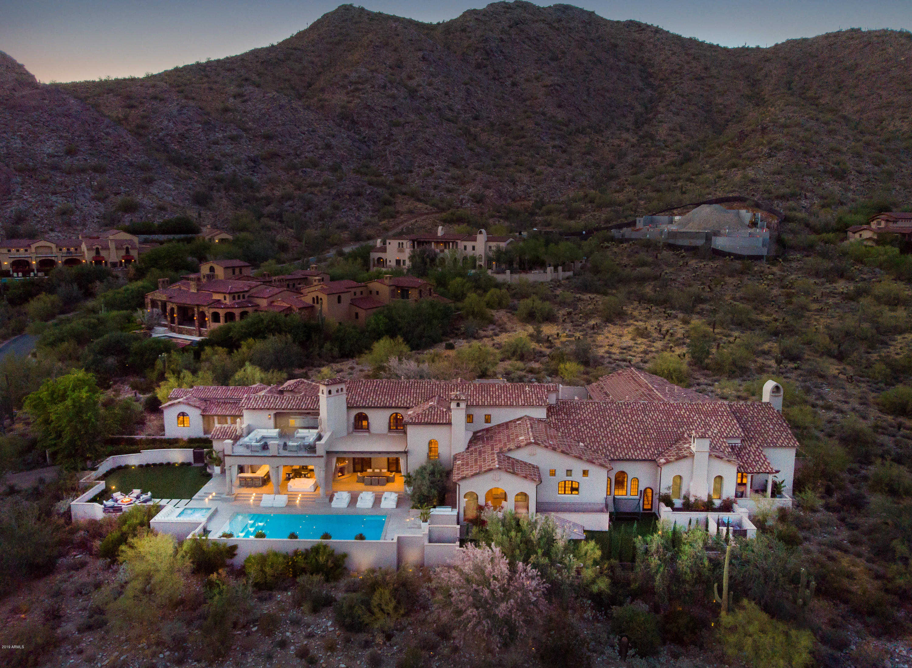 Luxury Homes with Guest Suites Scottsdale AZ
