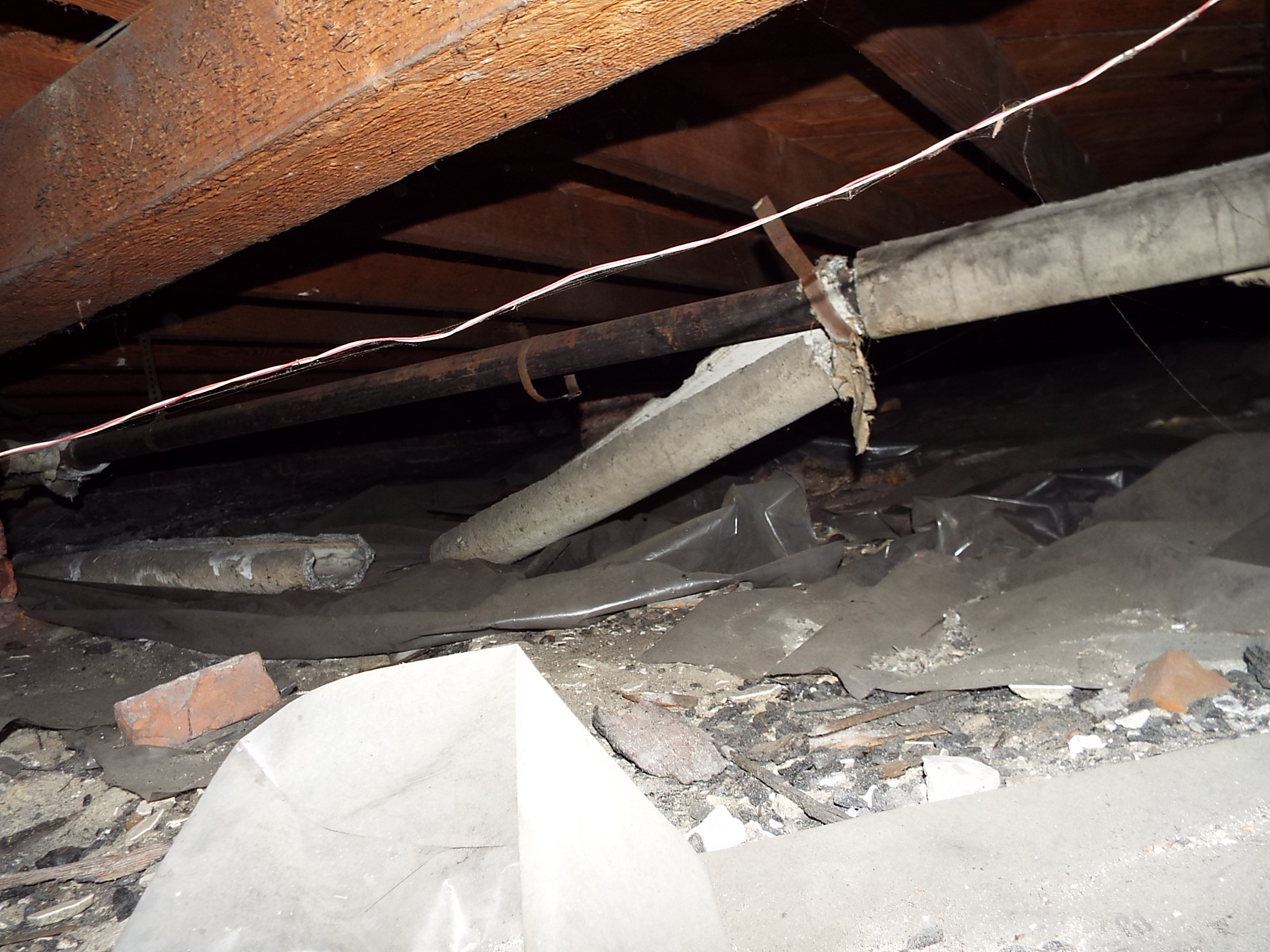 #925C39 Asbestos Gone Wild! Highly Rated 5569 Most Duct Insulation Is Made Of wallpapers with 2304x1728 px on helpvideos.info - Air Conditioners, Air Coolers and more