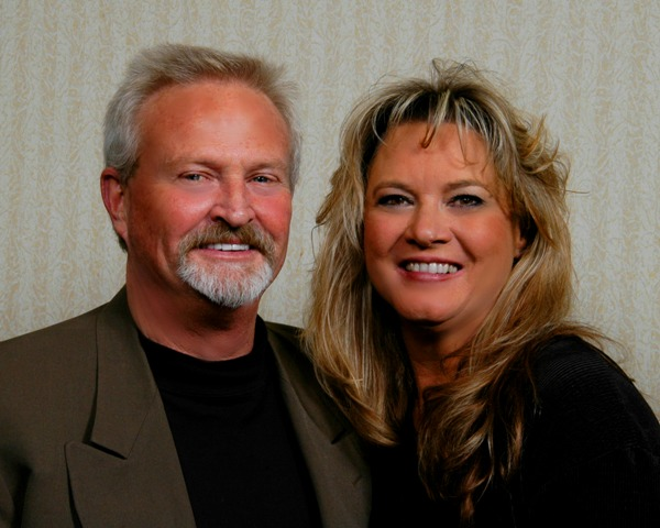 Bill and Cyndi