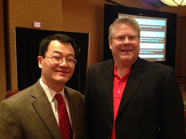 Rich Cederberg and Lawrence Yun