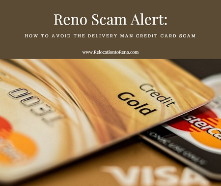 The latest Reno scam alert actually originated in California. But it's still good to keep an eye out for this scam, especially this time of year.