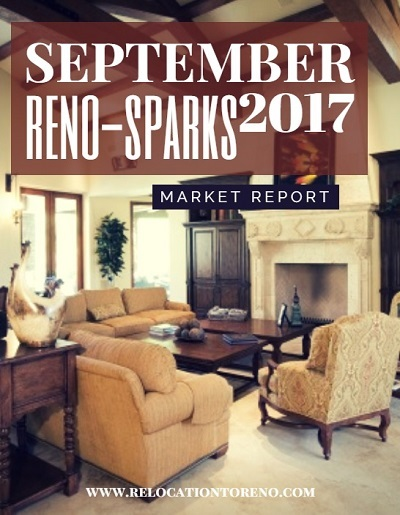 The September 2017 Reno-Sparks Market Report showed a significant drop in sales, but median prices went up. Inventory remains extremely low.