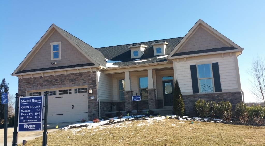 McNeal Farm White Marsh MD New Ryan Homes Developme – Ryan Homes Springhaven Floor Plan