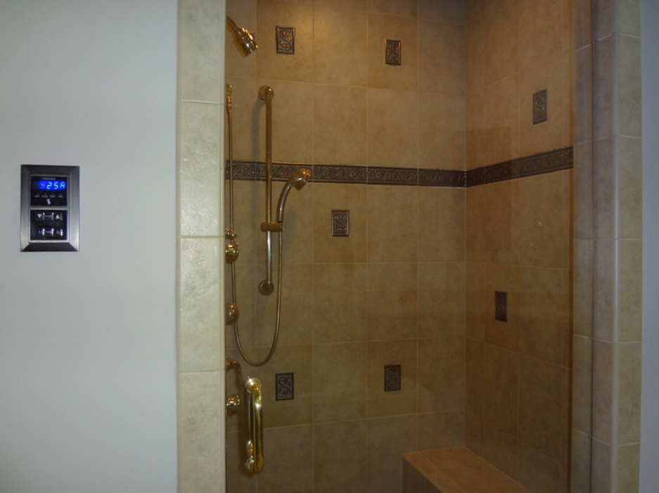 A Steam Shower Can Turn Your Next Home Into a Luxurious