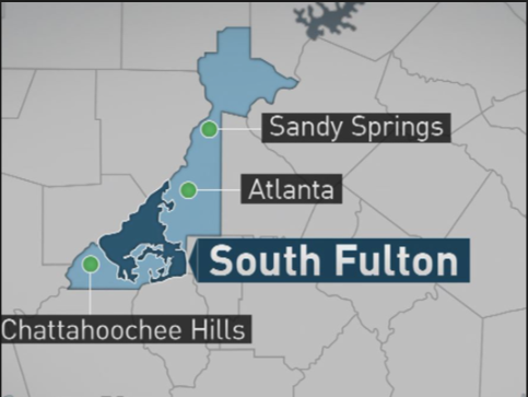 New City of South Fulton Luxury Estates Market Report