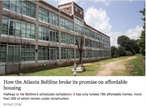 down payment assistance can help you buy a home near Atlanta Beltline
