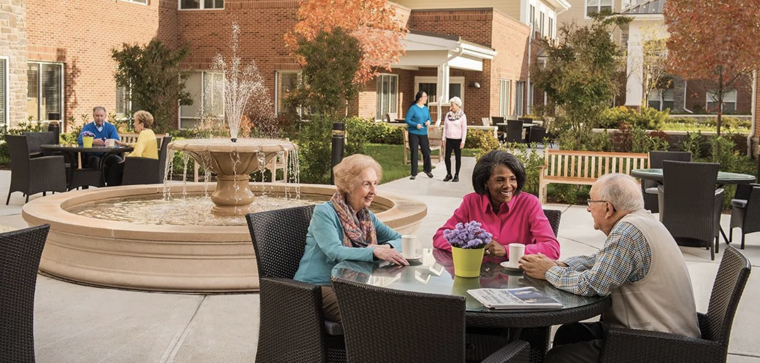 retirement-communities-in-memphis-tn-and-ivy-vine-investments