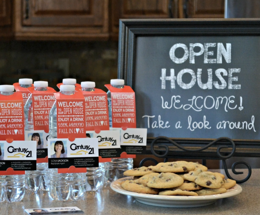 open house cookies ivy vine investments