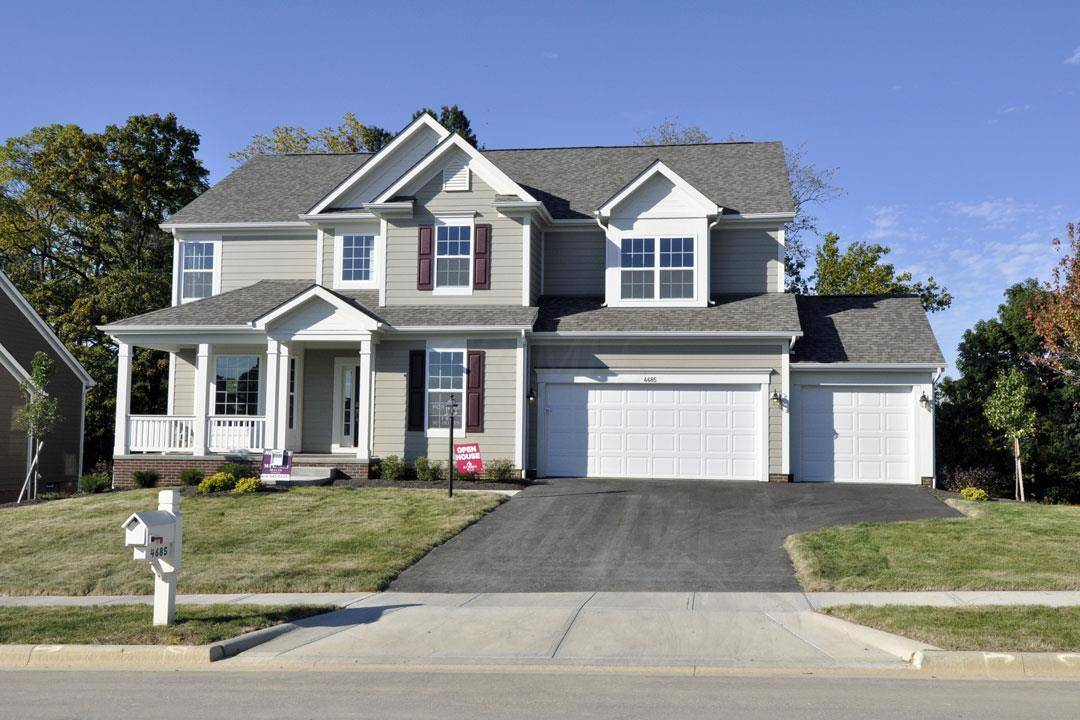New Homes For Sale Westerville Ohio