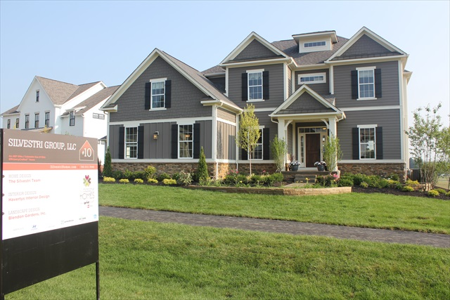 Photos Of The 2014 Bia Parade Of Homes At Trail 39 S End In