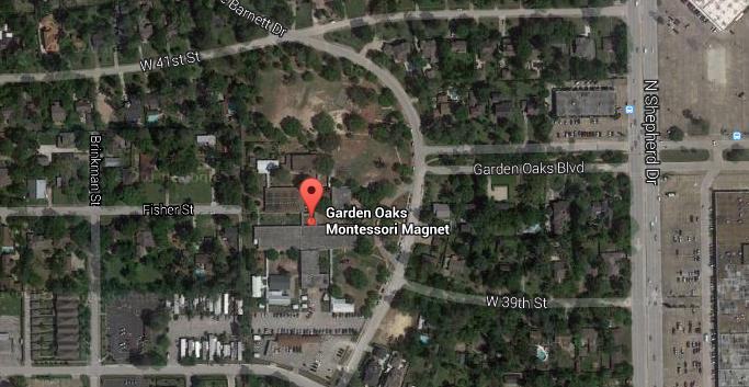 Homes Near Garden Oaks Elementary School In Houston Tx