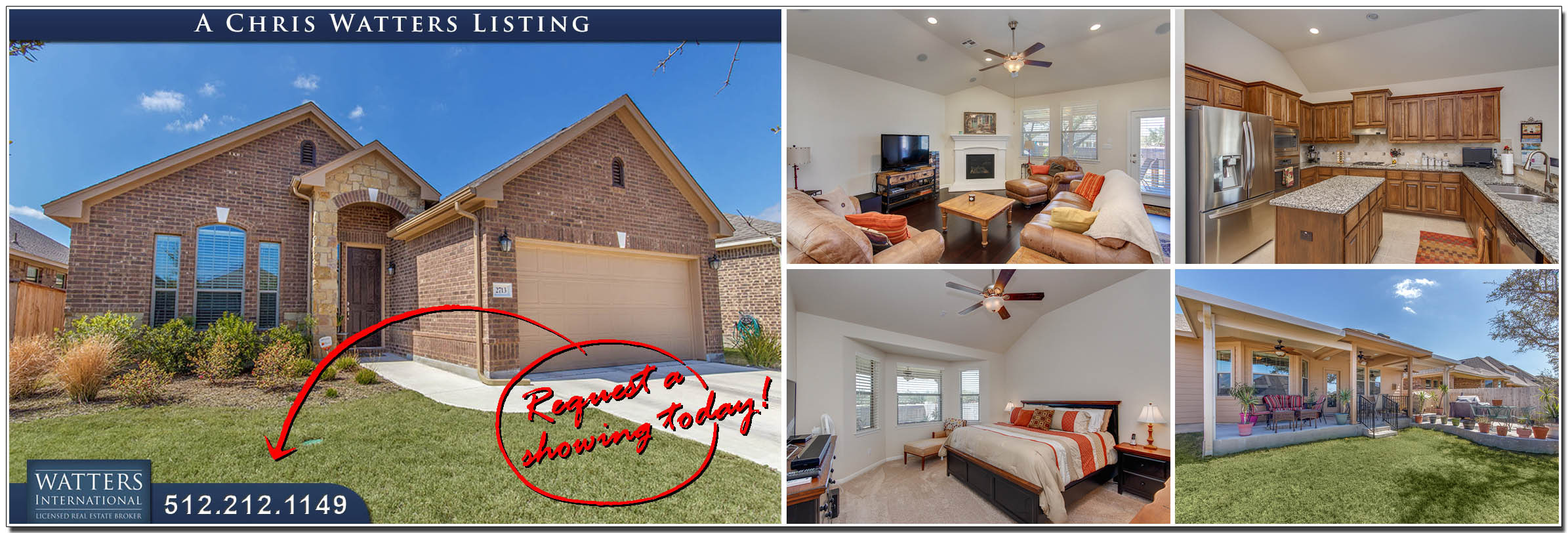 2713 Coral Valley Dr Leander, TX 78641