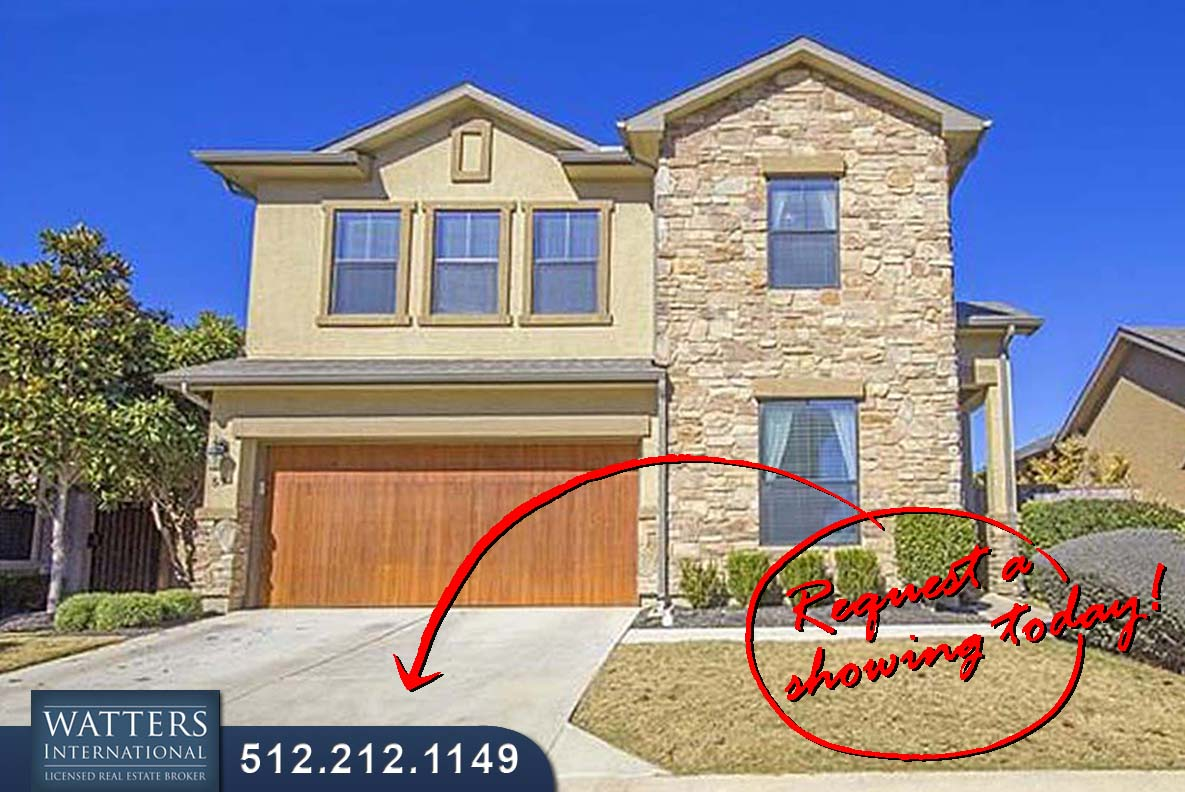Home For Sale In The Gardens Of Teravista Round Rock Tx