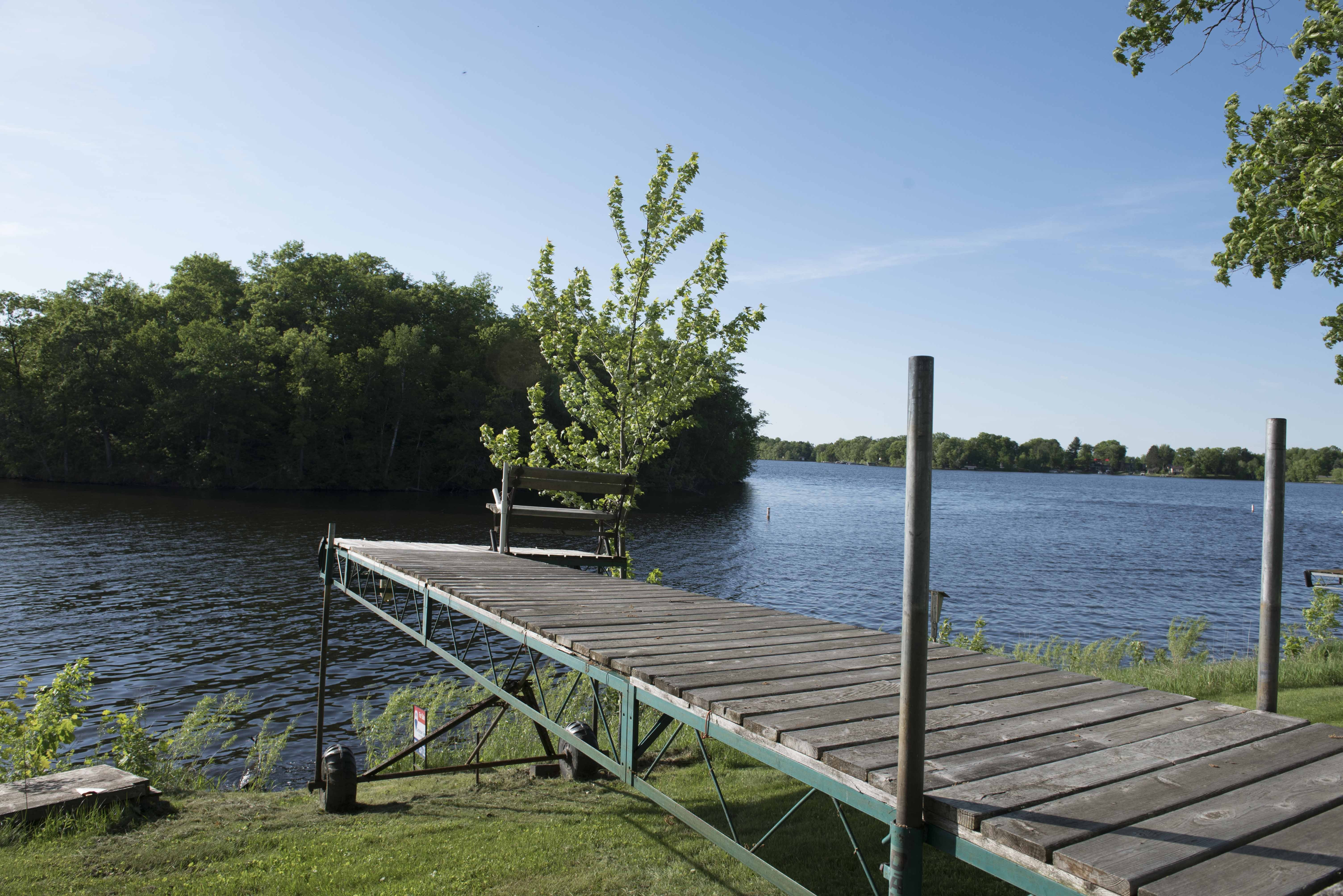 Re Max Results Price Reduced Lake Front Home In Mora