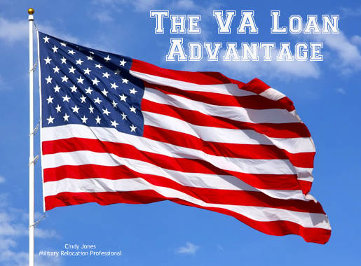VA Home Loans-Cindy Jones FT Belvoir Realtor